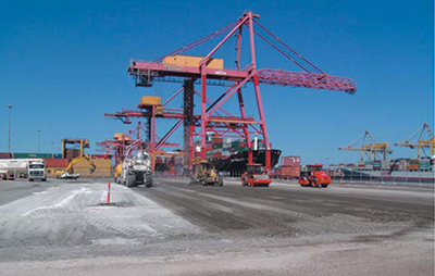 mainland civil PORT BOTANY